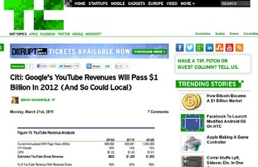 http://techcrunch.com/2011/03/21/citi-google-local-youtube-1-billion/