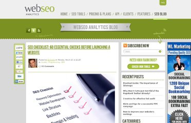 http://www.webseoanalytics.com/blog/seo-checklist-60-essential-checks-before-launching-a-website/