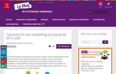 http://www.marketing-strategie.fr/2011/03/20/comment-le-mix-marketing-est-passe-de-4p-a-10p/