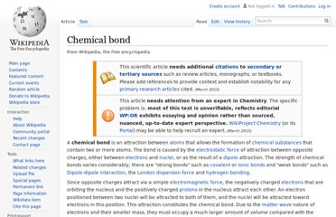 http://en.wikipedia.org/wiki/Chemical_bond
