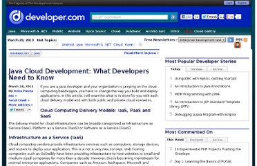 http://www.developer.com/java/java-cloud-development-what-developers-need-to-know.html
