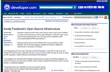 http://www.developer.com/open/article.php/3894566/Inside-Facebooks-Open-Source-Infrastructure.htm