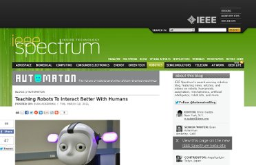 http://spectrum.ieee.org/automaton/robotics/artificial-intelligence/teaching-robots-to-interact-better-with-humans