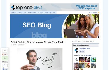 http://www.toponeseo.com/5-link-building-tips-to-increase-google-page-rank/