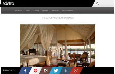 http://www.adelto.co.uk/the-luxury-the-retreat-tanzania/