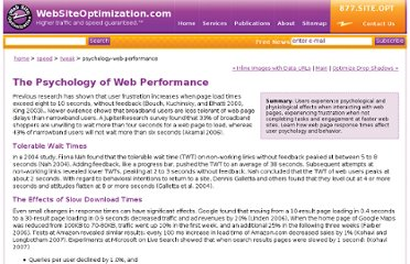 http://www.websiteoptimization.com/speed/tweak/psychology-web-performance/
