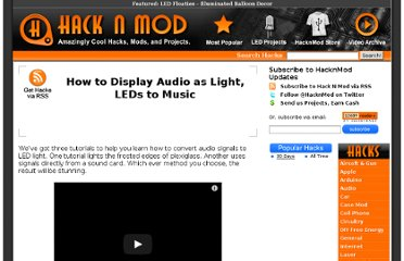 http://hacknmod.com/hack/how-to-display-audio-light-leds-music/