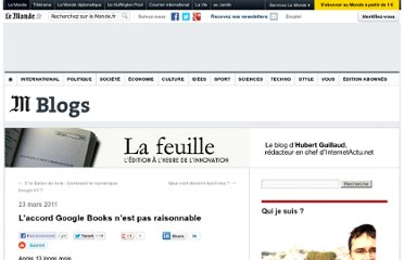 http://lafeuille.blog.lemonde.fr/2011/03/23/laccord-google-books-nest-pas-raisonnable/