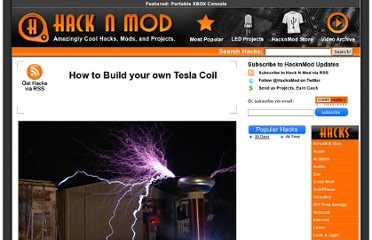http://hacknmod.com/hack/how-to-build-your-own-tesla-coil/