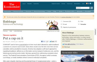 http://www.economist.com/blogs/babbage/2011/03/telecoms_regulation