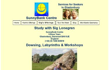 http://www.sunnybankglastonbury.co.uk/dowsing/index.html