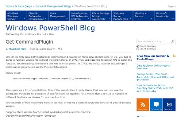 http://blogs.msdn.com/b/powershell/archive/2008/12/25/get-commandplugin.aspx