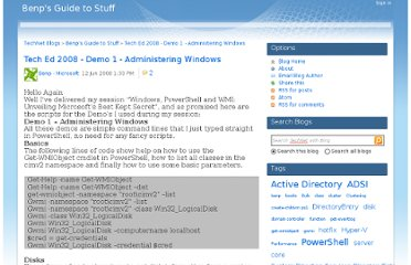 http://blogs.technet.com/b/benp/archive/2008/06/12/tech-ed-2008-demo-1-administering-windows.aspx