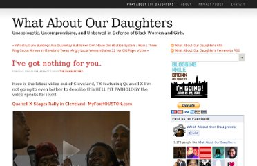 http://www.whataboutourdaughters.com/waod/2011/3/14/ive-got-nothing-for-you.html#comments
