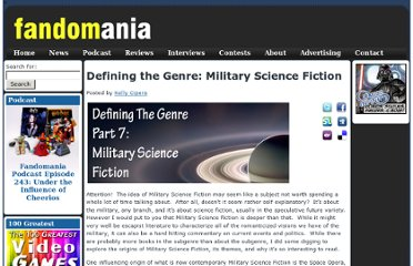 http://fandomania.com/defining-the-genre-military-science-fiction/