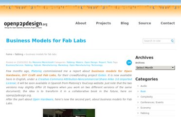 http://www.openp2pdesign.org/2011/fabbing/business-models-for-fab-labs/