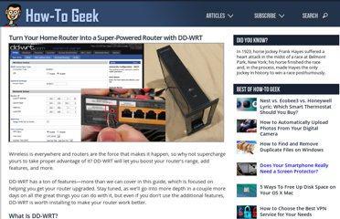http://www.howtogeek.com/56612/turn-your-home-router-into-a-super-powered-router-with-dd-wrt/