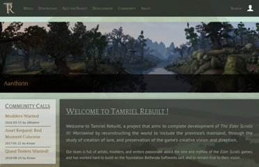 http://www.tamriel-rebuilt.org/index.php?p=modding_data/tutorials&section=21162