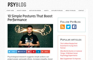 http://www.spring.org.uk/2011/03/10-simple-postures-that-boost-performance.php