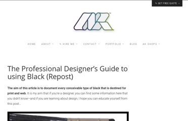 http://www.andrewkelsall.com/the-professional-designers-guide-to-using-black/