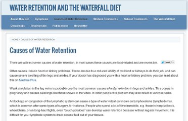 http://www.water-retention.net/causes-of-water-retention/