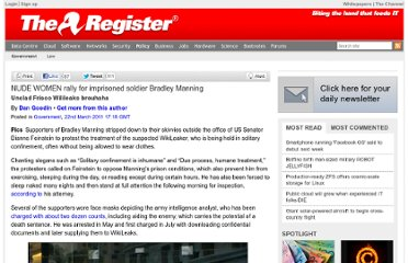 http://www.theregister.co.uk/2011/03/22/bradley_manning_supporters/