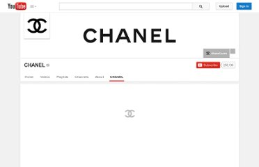 http://www.youtube.com/user/CHANEL