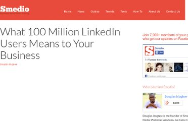 http://smedio.com/2011/03/24/what-100-million-linkedin-users-means-to-your-business/