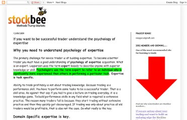 http://stockbee.blogspot.com/2009/12/if-you-want-to-be-successful-trader.html