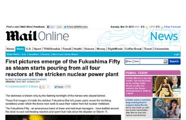 http://www.dailymail.co.uk/news/article-1369216/Japan-nuclear-crisis-Fukushima-Fifty-pictures-inside-nuclear-power-plant.html