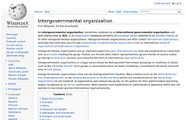 http://en.wikipedia.org/wiki/Intergovernmental_organization