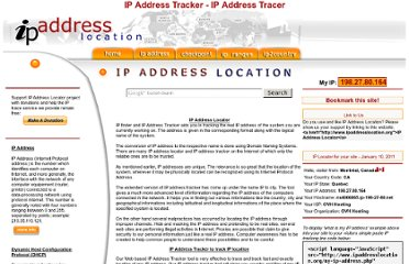 http://www.ipaddresslocation.org/ip-address-tracker.php