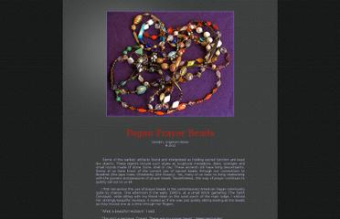 http://web.mac.com/iowariver/Walking_in_Beauty/Pagan_Prayer_Beads.html