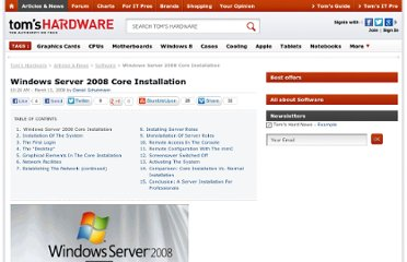 http://www.tomshardware.com/reviews/WINDOWS-SERVER-2008-CORE-INSTALLATION,1788.html