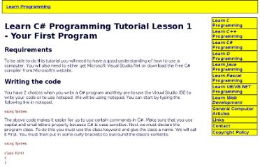 http://www.learn-programming.za.net/programming_cs_learn01.html