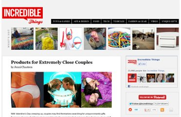 http://www.incrediblethings.com/lists/products-for-extremely-close-couples/