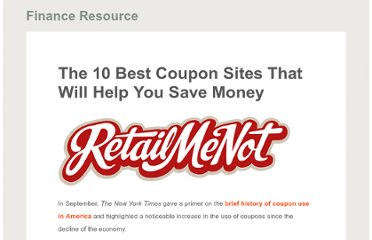 http://financeresource.com/the-10-best-coupon-sites-that-will-help-you-save-money