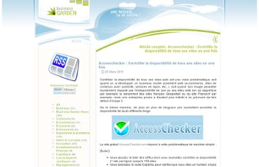 http://www.business-garden.com/index.php/2011/03/25/accesschecker_controler_la_disponibilite