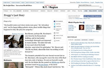 http://www.nytimes.com/2010/09/12/nyregion/12froggy.html?pagewanted=3&_r=1