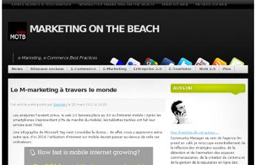 http://www.marketingonthebeach.com/le-m-marketing-a-travers-le-monde/