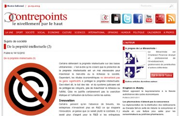 http://www.contrepoints.org/2010/10/14/3919-de-la-propriete-intellectuelle-2