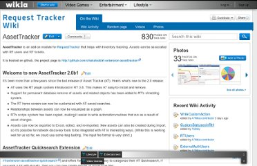 http://requesttracker.wikia.com/wiki/AssetTracker