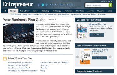 http://www.entrepreneur.com/businessplan/index.html