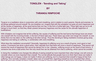 http://www.quietmountain.org/links/teachings/tonglen.htm