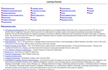 http://www.emtech.net/learning_theories.htm