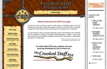 http://old.enworld.org/CrookedStaffProductions/
