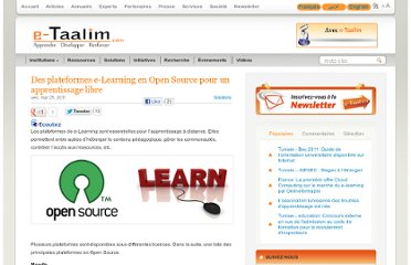http://www.e-taalim.com/fr/solutions/plateformes-e-learning-en-open-source-apprentissage-libre.html