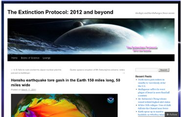 http://theextinctionprotocol.wordpress.com/2011/03/11/honshu-earthquake-tore-gash-in-the-earth-150-miles-long-50-miles-wide/