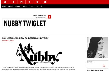 http://nubbytwiglet.com/2008/10/08/ask-nubby-12-how-to-design-an-invoice/
