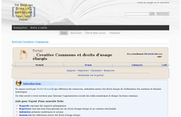 http://www.intercoop.info/index.php/Portail:Creative_Commons